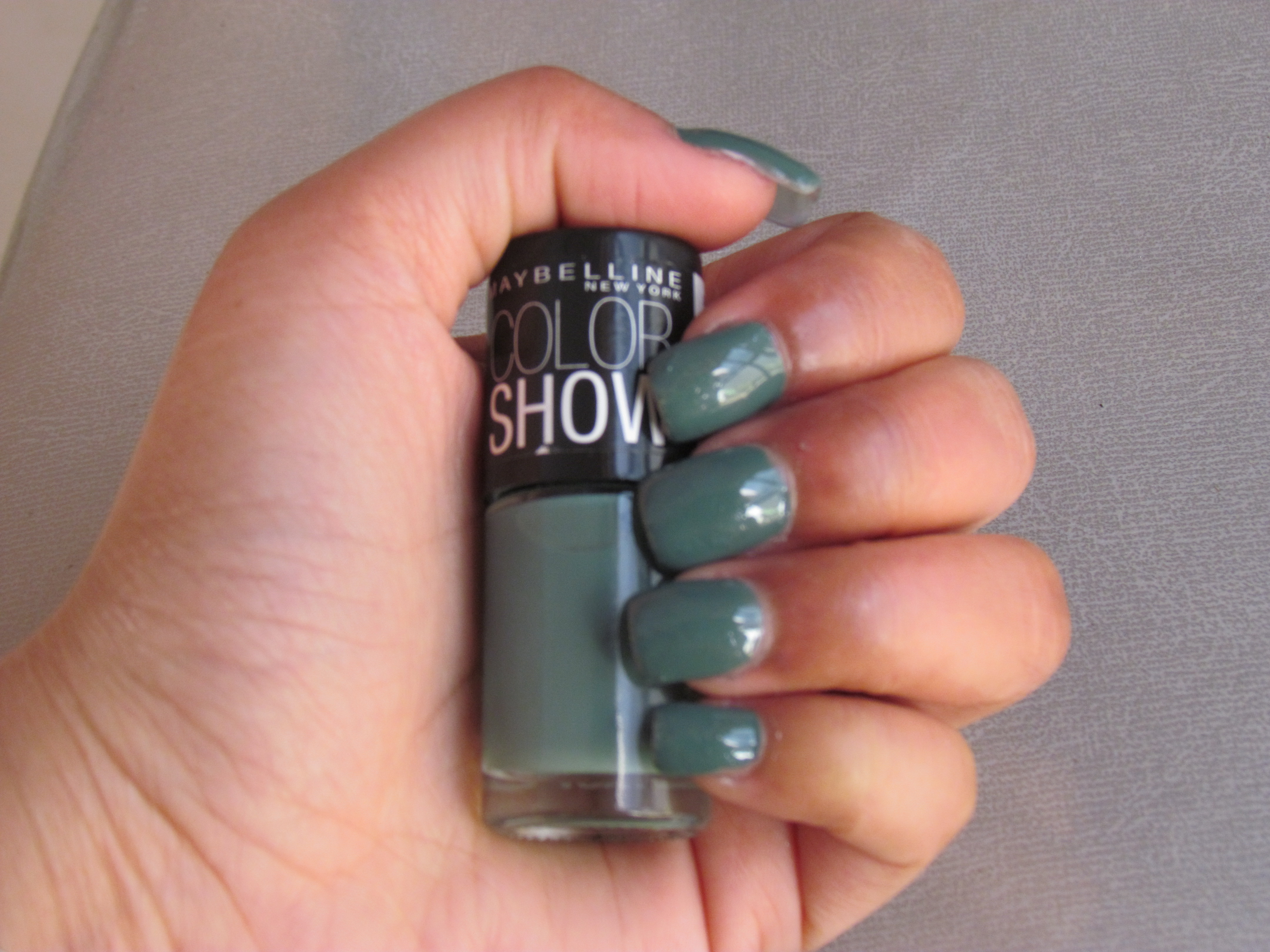 Mani Monday: Maybelline Color Show Nail Polish Part 2! – What Wear Want