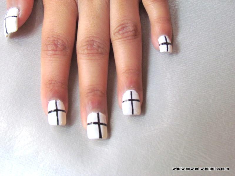 Nail Art Tutorial What Wear Want